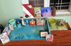 #52craftyprojects  36/52 - A makeover to my craft space