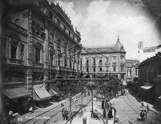 Praça Antonio Prado, São Paulo - SP (1902)