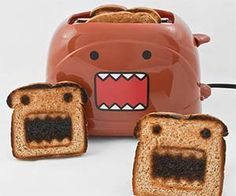 Never eat breakfast alone again as long as you have the Domo Toaster. This toaster is the quality kitchen appliance not only resembles the loved Japanese...