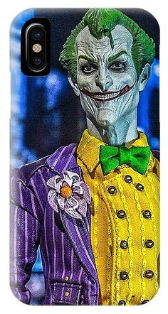 Arkham Joker IPhone Case for Sale by Jeremy Guerin Joker Art, Mark Hamill, Tag Art, Color Show, Colorful Backgrounds, Presentation, Shell, Iphone Cases, Profile