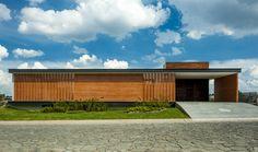 Alexanderson Arquitectos - Ro House, Guadalajara, Mexico (2014) #houses