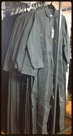Dickies deluxe coverall. 100% cotton, elastic at waist for ease of movement , color grey $47.99