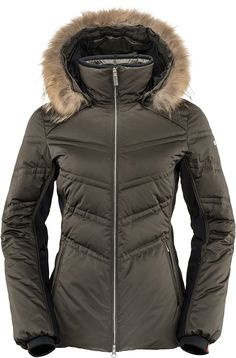 #autumnhighlights  Killy Women's Chic Jacket.  Cut a stylish silhouette in this luxury winter jacket.  The plush down lining will keep you cosy while the waterproof and breathable pearl fabric ensures protection from the worst winter weather.