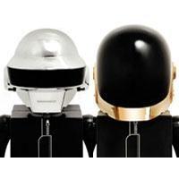 Daft Punk Kubrick set