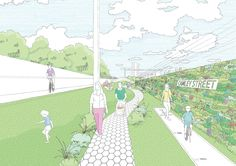 Gallery of London to Follow in New York's Footsteps With Camden High Line - 4