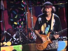 Santana - Sacred Fire ~ Live in Mexico