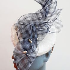Light and easy to ware to any event. Givenchy, Hebden Bridge, Therapy, Hats, Accessories, Fashion, Horsehair, Moda, Hat