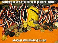 Vind jij zwemmen heel leuk? Vind je het leuk om medailles te winnen? Duik dan mee in de zwemwereld en start bij zwemvereniging Eurode Kerkrade!www.eurodekzc.nl