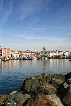 Saint Jean de Luz - Le port