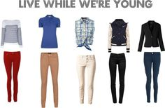"""Girl direction"" by katiex0x ❤ liked on Polyvore"