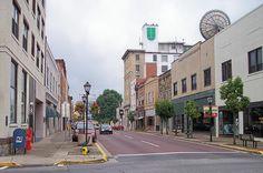 Beckley, West Virginia.