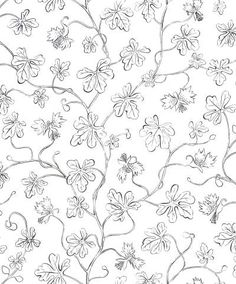 Sandbergin Veronica-tapetin kananriankrassi on upea köynnöskasvi, jonka kukat ovat perhosten suosiossa. Veronica-tapetin rauhoittava kuvio on täydellinen makuuhuoneisiin ja vierashuoneisiin.