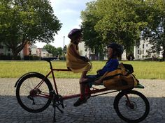 Omnium [school bus mode] Cargo Bike, Bike Stuff, Biking, Quad, Cravings, Camping, Vehicles, Veils, Bicycles