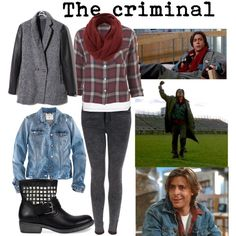 """the breakfast club"" by fabiola-meza on Polyvore"
