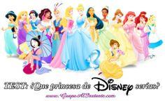 DE TODO UN POCO: TEST: ¿ Que princesa de Disney eres ?
