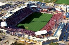 Pizza Hut Park --  home of FC Dallas and many great concert events each year!