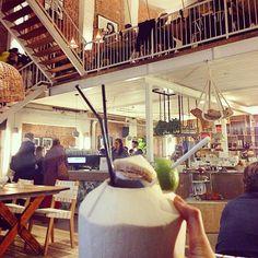 C.T - Coffee & Coconuts | Amsterdam