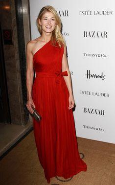Rosamund Pike, Divas, Red Carpet Gowns, Red Carpet Fashion, Star Fashion, Lady In Red, Dress To Impress, Nice Dresses, Ideias Fashion