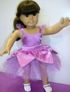 American Girl fairy dress or ballerina to by NanaJerrisCreations, $27.00