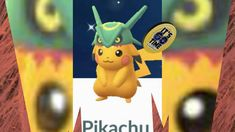 Is this shiny Pokemon GO Pikachu more disturbing than Cubone? Pokemon Go, Pikachu Pikachu, Pokemon Costumes, Weird Stories, Things To Come, Told You So, Kawaii, Fun Diy