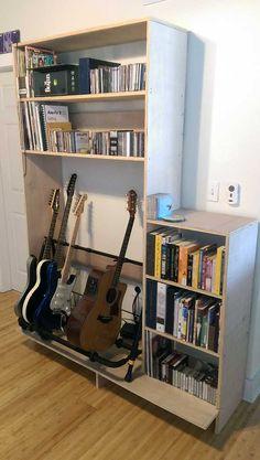 19 Premium Guitar Stand On Stage Guitar Stand Guitar Center Guitar Storage, Guitar Display, Guitar Rack, Guitar Stand, Home Studio Setup, Music Studio Room, Recording Studio Home, Room Ideas Bedroom, Room Decor
