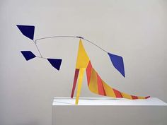 Alexander Calder Standing Mobiles Alexander calder, very crinkly