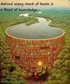 I love this...............  knowledge is power!