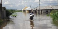 Flood Co-Operation in Western Africa between Nigeria and Cameroon - agreement annoucned, hopefully it will help avoid the disasters of 2012
