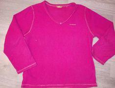 b500d8d662 Odzież Używana w Wschowa tel.574671215  Bluzka damska piżama polar różowa  r.L XL
