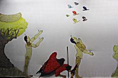 Bememokré - Sob a Sombra Kayapó (sombra chinesa)