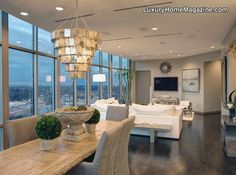 san antonio interior designers - Luxury Home Magazine San ntonio #penthouse #luxury #suite #condo ...