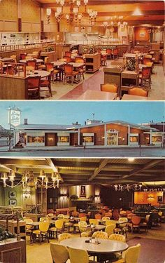 East Peoria Illinois Old Pictures Buffet Places