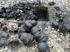 Battlefield relics dug up: Big collection of German helmets - https://www.warhistoryonline.com/war-articles/battlefield-relics-dug-up-big-collection-of-german-helmets.html
