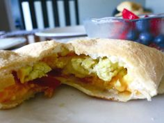 Breakfast Pockets freezable - Comfy in the Kitchen