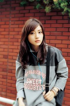 New girl-crush! Cute Japanese, Japanese Beauty, Asian Beauty, Beautiful Asian Women, Beautiful People, Cute Girls, Cool Girl, Japan Girl, Cute Beauty