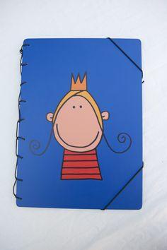 Renee, boekentas- of tekeningenmap.