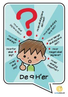 Ideer, tips og tricks til pædagogik. Hjælp til forældre, lærere og pædagoger. Du får viden og redskaber til at tackle (skole)-hverdagen! Ideer til inklusion i praksis