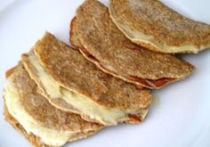 Receitas da Dieta Dukan: Wrap Dukan com queijo