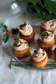 Des cupcakes salés faciles à réaliser pour un apéritif festif Chorizo, Cheesecake Cupcakes, Appetisers, Soul Food, Cake Pops, Entrees, Brunch, Food And Drink, Vegetarian