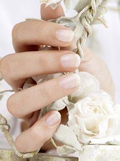 French Nails by Blueberry Nails Bridal Nail-Art Tutorial, Brautnägel
