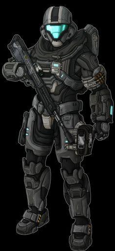 Spartan-IV. Halo Spartan Armor, Halo Armor, Halo Game, Halo 3, Odst Halo, John 117, Halo Series, Halo Collection, Futuristic Armour