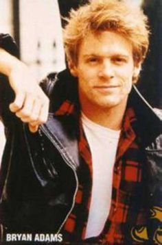 Bryan Adams @ Riverfront Park Nashville, Tennessee 1993. Another Canadian I love!