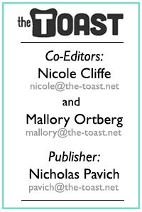 """""""A List of One's Own"""" by Mallory Ortberg of The Toast  (Spoiler alert: Wildly successful """"media disruptors"""" aren't always white males.)"""