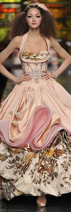 Christian Dior | Haute Couture S/S 2009
