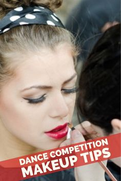 Whether you're a newcomer to the competition circuit or just want a refresher on best practices, here are several dance competition makeup tips and tricks that will help bring out your inner makeup artist.