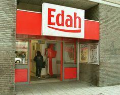 EDAH (supermarkt) Kijk voor meer merken op www.VerdwenenMerken.nl