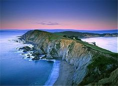 One of my happy places...Point Reyes...Daydreaming with my legs dangling over the cliff's edge watching Brown Pelican's soar at eye level.