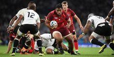 Rugby - Médias - 5,5 millions de téléspectateurs devant Angleterre-Fidji sur TF1
