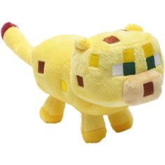 "Minecraft 7"" Ocelot Plush 