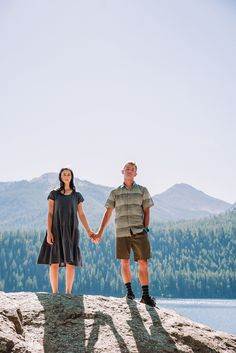 couple holding hands at grand tetons national park Grand Teton National Park, National Parks, Teton Mountains, Whitewater Rafting, Family Outing, Beautiful Stories, Engagements, Holding Hands, Outfit Ideas